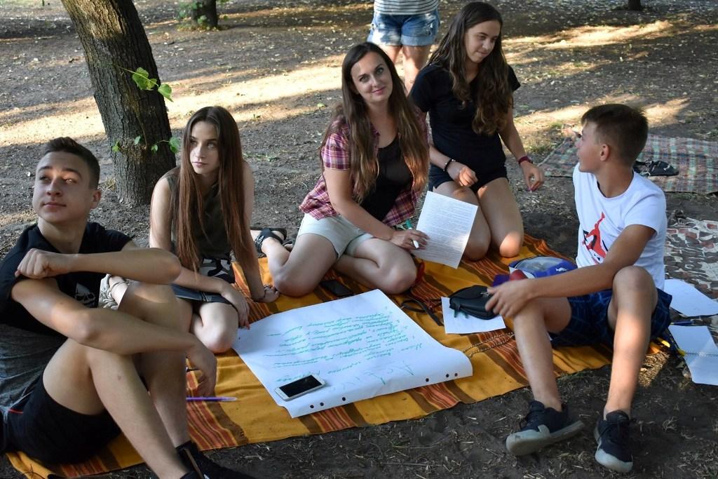 Молодіжна (дитяча) громадська організація